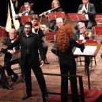 Guglielmo Callegari śpiewa