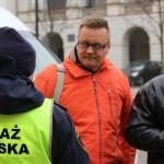 Paweł Tanajno - kandydat naPrezydenta RP zpartii Demokracja Bezpośrednia wakcji