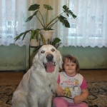 Sandra Pośpiech zeswoim psem - fot.archiwum prywatne