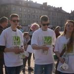 Wolontariusze Fundacji Iskierka