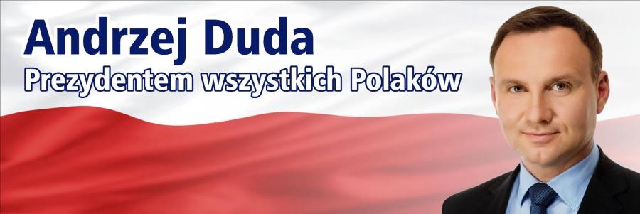 Andrzej Duda Prezydentem wszystkich Polaków