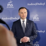 Andrzej Duda deklaruje zystemowe zmiany podatkowe - fot.Jan Lorek