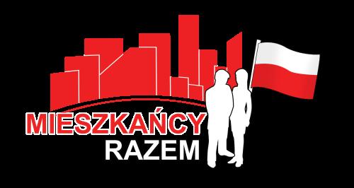 Mieszkańcy Razem logo