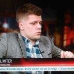 Paweł Miter wprogramie Zadanie Specjalne Anity Gargas wTV Republika