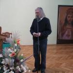 Poeta Kazimierz Węgrzyn - fot.Rajmun Pollak