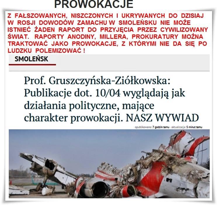 Prowokacja Smoleńskie