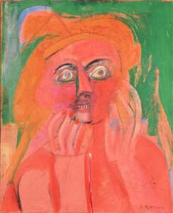 Willem de Kooning 'Woman'