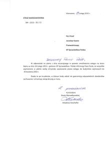 zakaz wstępu doSejmu