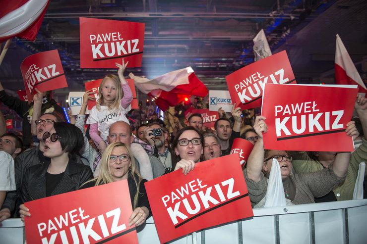 Kukiz ijego wyborcy