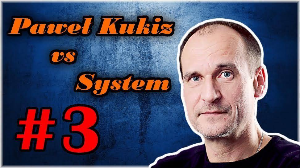 Paweł Kukiz poszedł nawojnę zsystemem