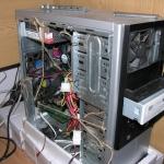 Zmodernizowany komputer