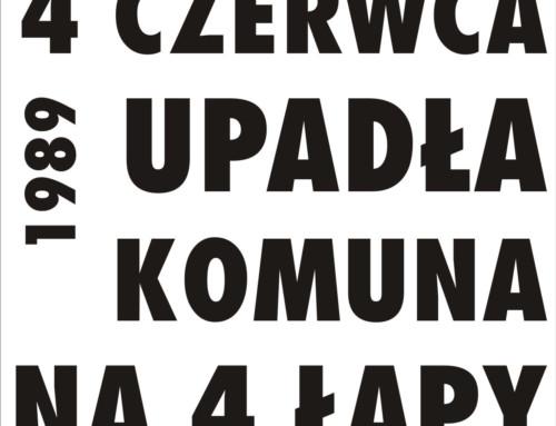 Poseł drhab. Józef Brynkus: Święto Wolności iSolidarności czyukładu onieagresji zczerwonym diabłem?