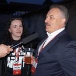 Agnieszka Białek iPrezes Marek Jakubiak