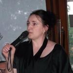 Agnieszka Białek wWadowicach
