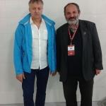 Dr hab. Józef Brynkus iks.Tadeusz Isakowicz-Zaleski
