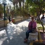 Odpoczynek woazie Huacca China