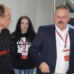Paweł Kukiz - Agnieszka Białek - Marek Jakubik - fot.Józef Brynkus