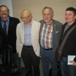 Rajmund Pollak, Jerzy Jachnik i Janusz Sanocki