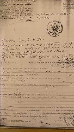 Scan dokumentów