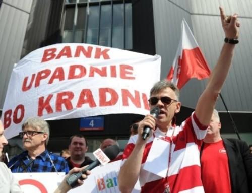Granfalon bankowy Leszka Czarneckiego