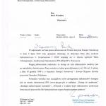 Informacja IPN oodtajnieniu akt Piotra Wrońskiego