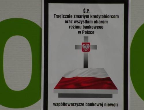 Kredyty zwane frankowymi – ludzie będą przegrywać spory