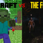 Minecraft vs The Forest