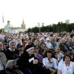 23 tys. Warszawiakó śpiewało niezakazne piosenki - fot.Anna Sztandur