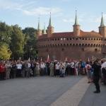Armia Kukiza naPlacu Matejki wKrakowie - fot.Pressmania