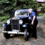 Pierwszy Opel 32' 1200