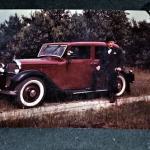 Mercedes 200 33' przedrenowacją