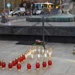 Grób Nieznanego Żołnierza wKrakowie 1 sierpnia 2015 r. - fot.Darek Pitaś