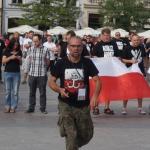 Kaktus wakcji naRynku Głównym wKrakowie - fot.Pressmania