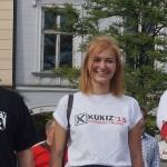 Kamila Kępińska, przedstawiciel Ruchu Kukiza naMałopolskę iWoJOWnicy - fot.Pressmania