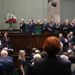 Prezydent Andrzej Duda przedZgromadzeniem Narodowym