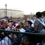 Tysiące Warszawiaków śpiewało nieZakazane Piosenki - fot.Anna Sztandur