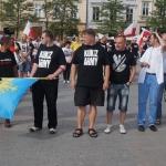 WoJOWnicy Kukiza naRynku Głównym wKrakowie - fot.Pressmania