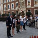 WoJOWnicy Kukiza oddają hołd przedGrobem Nieznanego Żołnierza wKrakowie - fot.Darek Pitaś