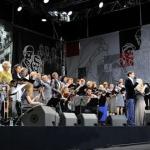 Wspólne śpiewanie nieZakazanych Piosenek wWarszawie - fot.Anna Sztandur