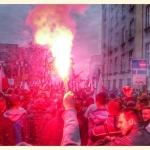 Manifestacja antymigracyjna naŚląsku - Patryk Niedźwiedzki