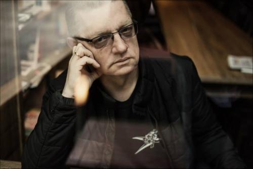 """Piotr Wroński pisze nową powieść pt.""""Oferent"""""""