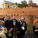 XV Rajd Katyński popowrocie ztrasy wWarszawie - fot.John May