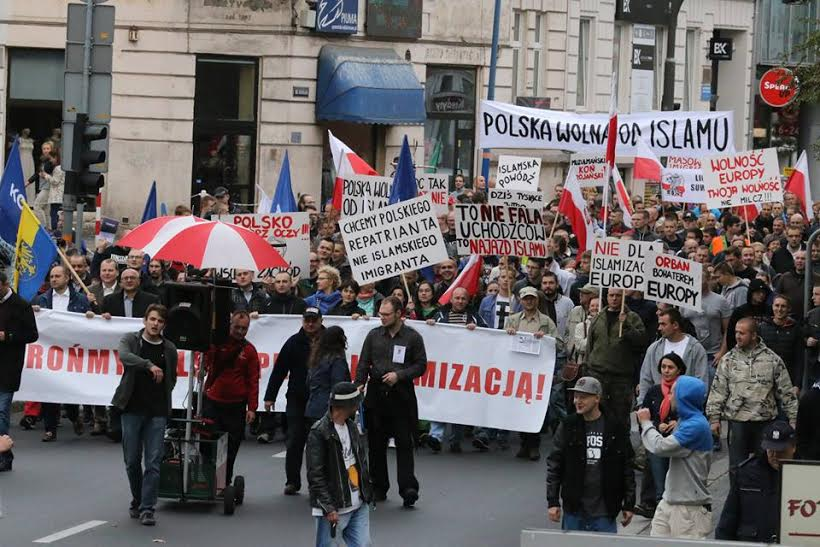 Nie dla Islamizacji Polski