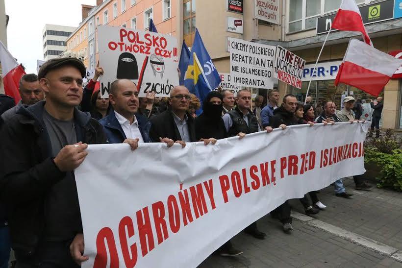 Ochrońmy Polskę przedIslamizacją