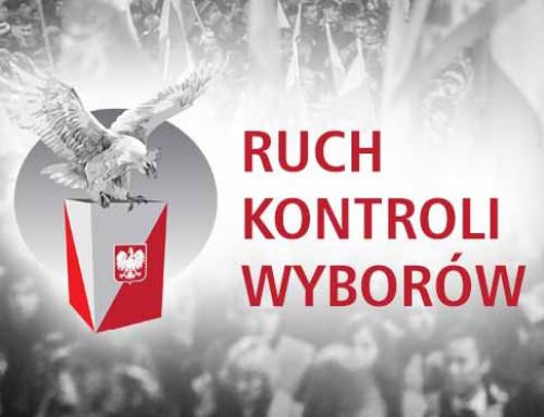 Ruch Kontroli Wyborów – potrzebna reaktywacja