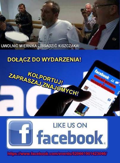 Uwolnić Miernika - Wsadzić Kiszczaka