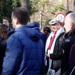 Kwesta naratowanie nekropolii nacmentarzu Rakowickim 2015 rok - fot.Jan Lorek
