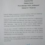 List Beaty Szydło