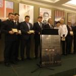 Nagrodzeni zapomoc iwsparcie projektu Pułkownik Kuklinski Zwycięska Misja - fot.Seweryn Sołtys