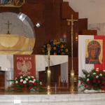 Ołtarz 11.11.2015r. wParafi Świętego Piotra Apostoła wWadowicach